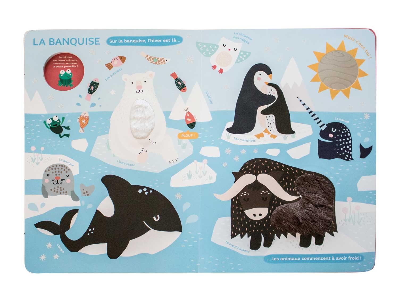 Mon Tres Grand Livre D Eveil Michelle Carlslund Illustration