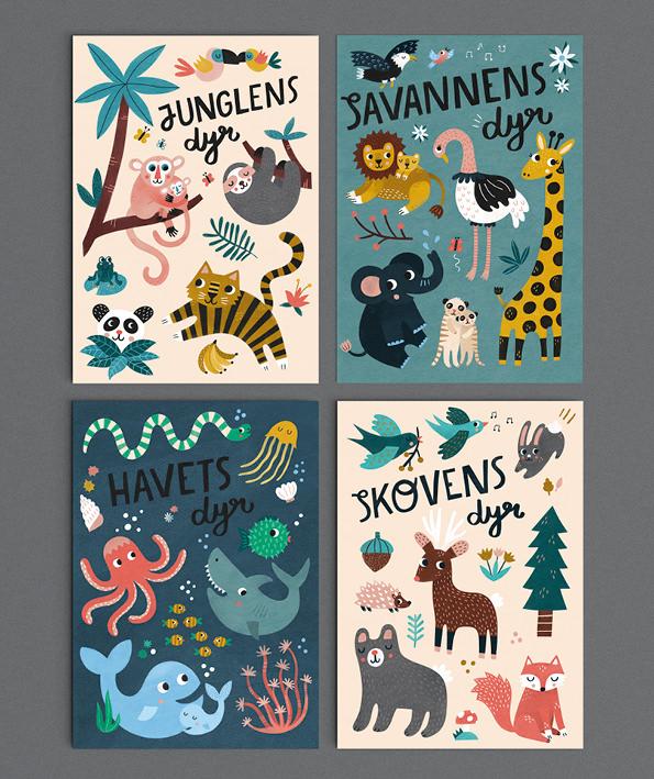 Alle dyr