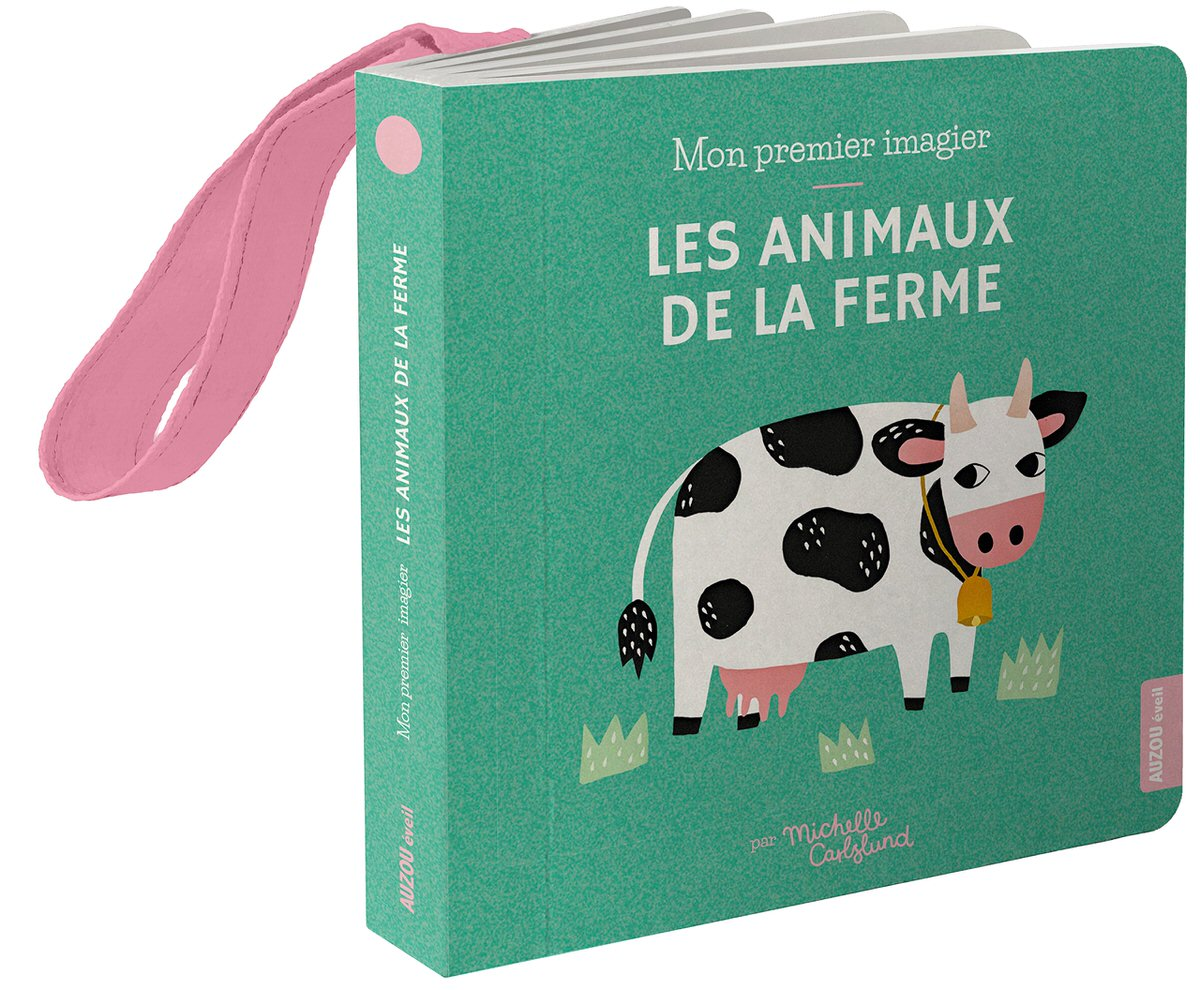 Michelle_Carlslund_baby_book_animals_cover