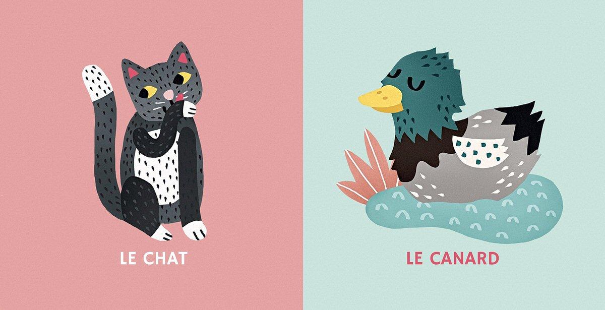 Michelle_Carlslund_baby_book_animals_interior